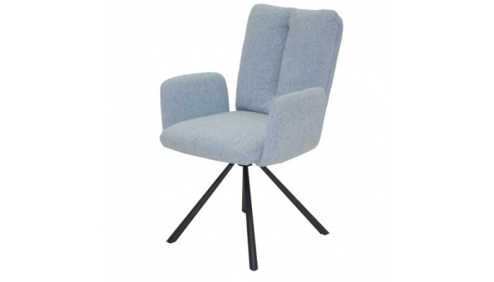 GLADYS - Ensemble de 2 chaises